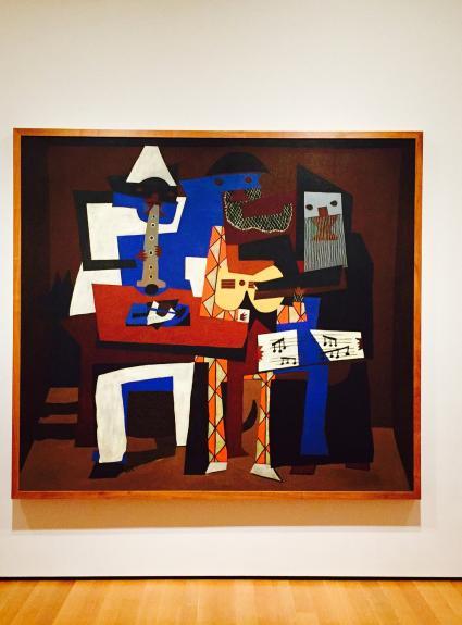 Musée Picasso : l'exposition Picasso Tableaux Magiques