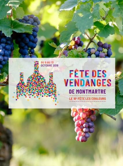 The Montmartre Grape Harvest Festival in Paris