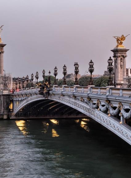 Succombez au charme des ponts parisiens