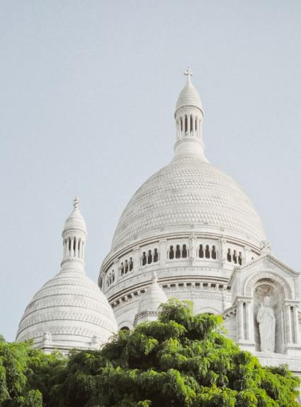 A visit to the Sacré Cœur Basilica