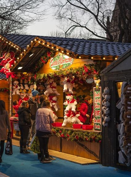 Christmas in Paris is an extraordinary celebration