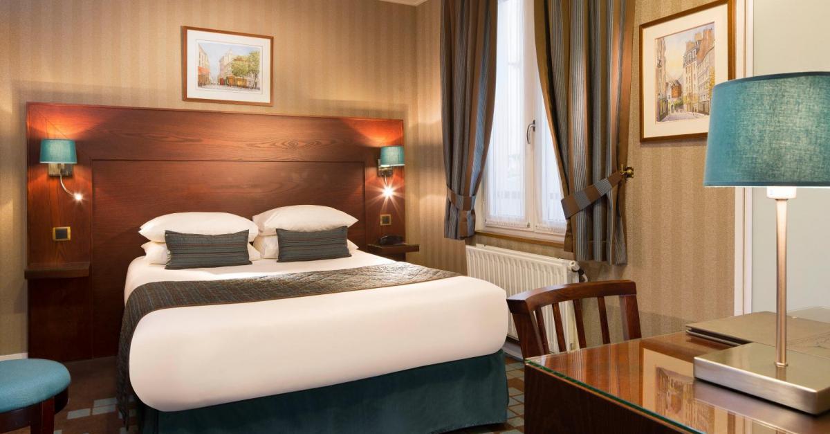 Hotel Des Arts Montmartre Official Website Paris 18th