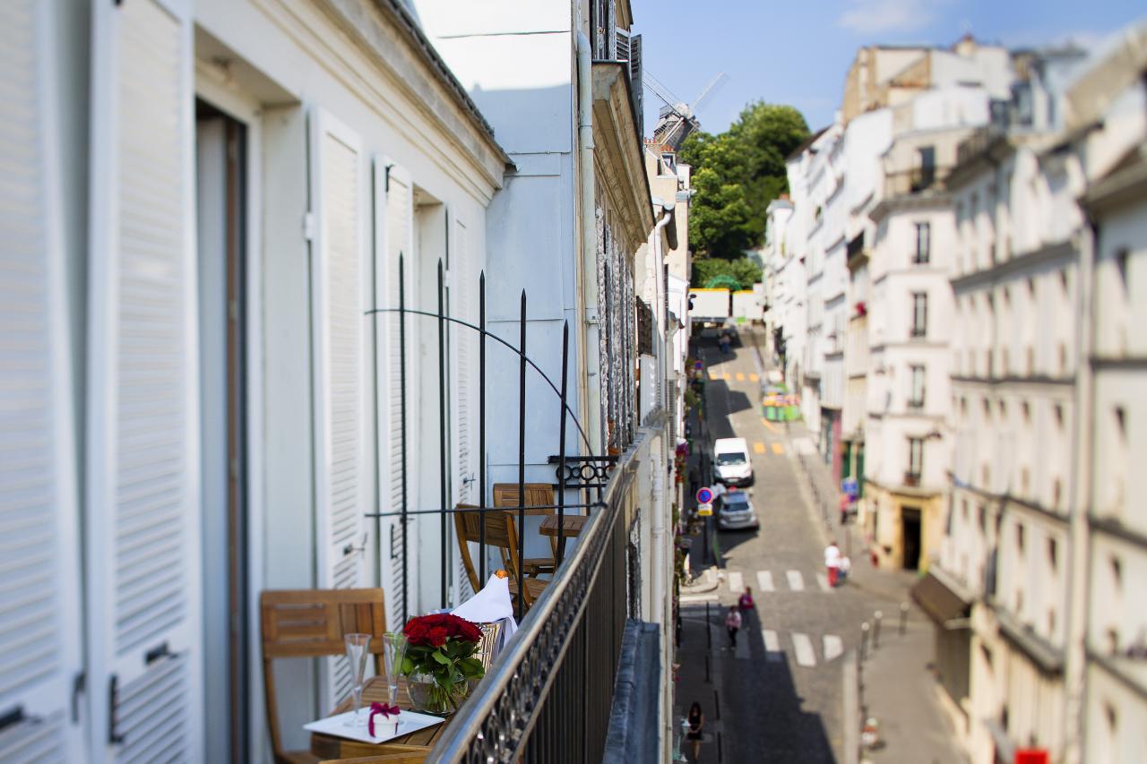 Hôtel des Arts Montmartre