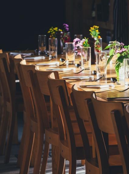 A paradise for gourmets; the restaurants of Paris