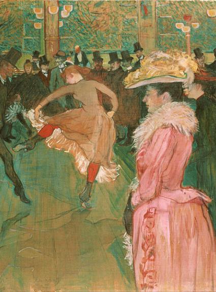 À la rencontre de Henri de Toulouse Lautrec au Grand Palais