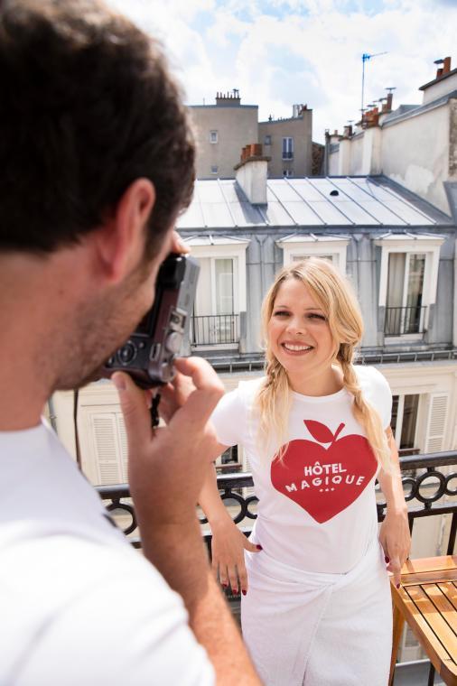 Hotel des Arts Montmartre - Chambre - Terrasse