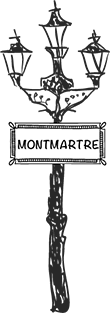 Hotel des Arts Montmartre - Dessin