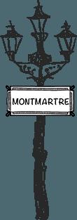 Hotel des Arts Montmartre - Drawing
