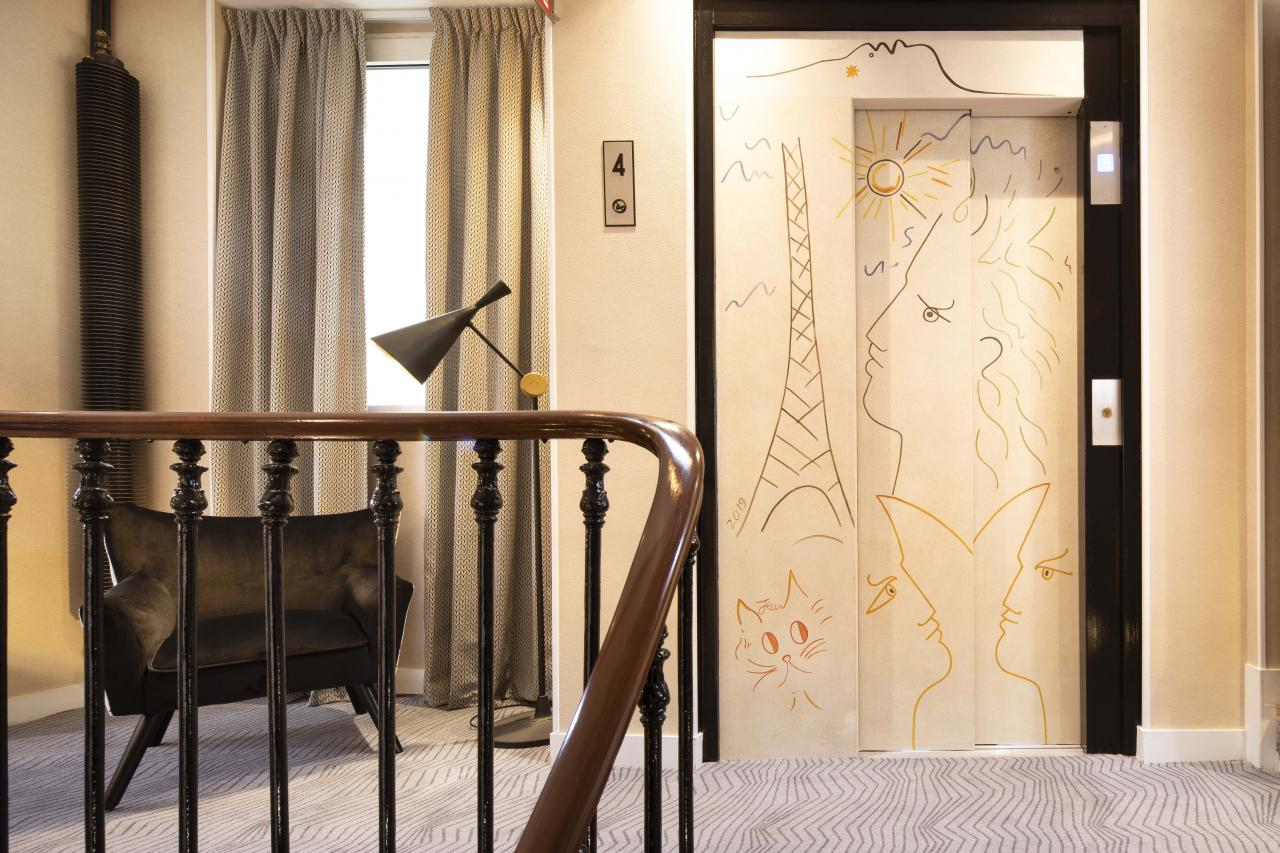 Hotel des Arts Montmartre - Hotel