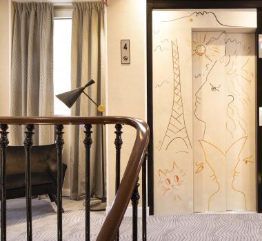 Hotel des Arts Montmartre - Hôtel