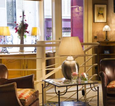 Hotel des Arts Montmartre - Reception