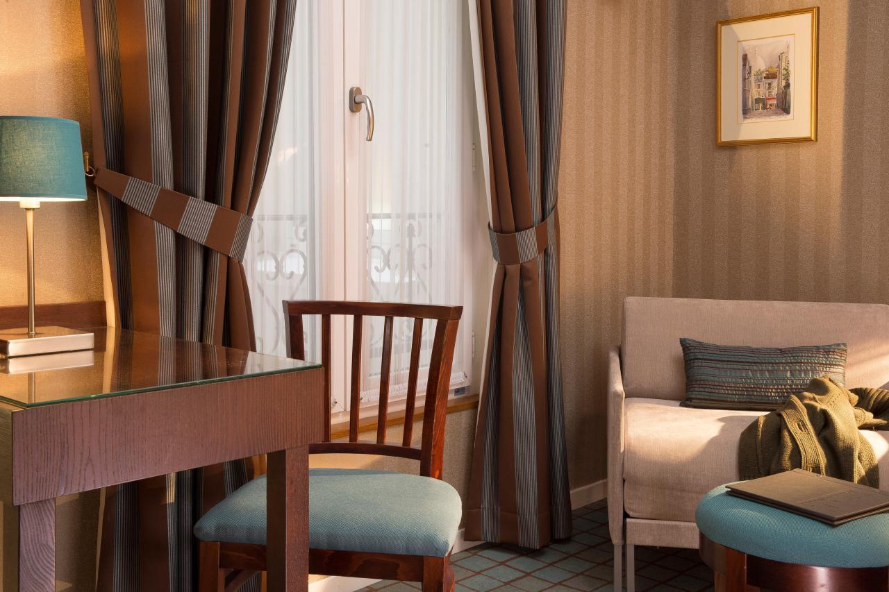 Hotel des Arts Montmartre - Room