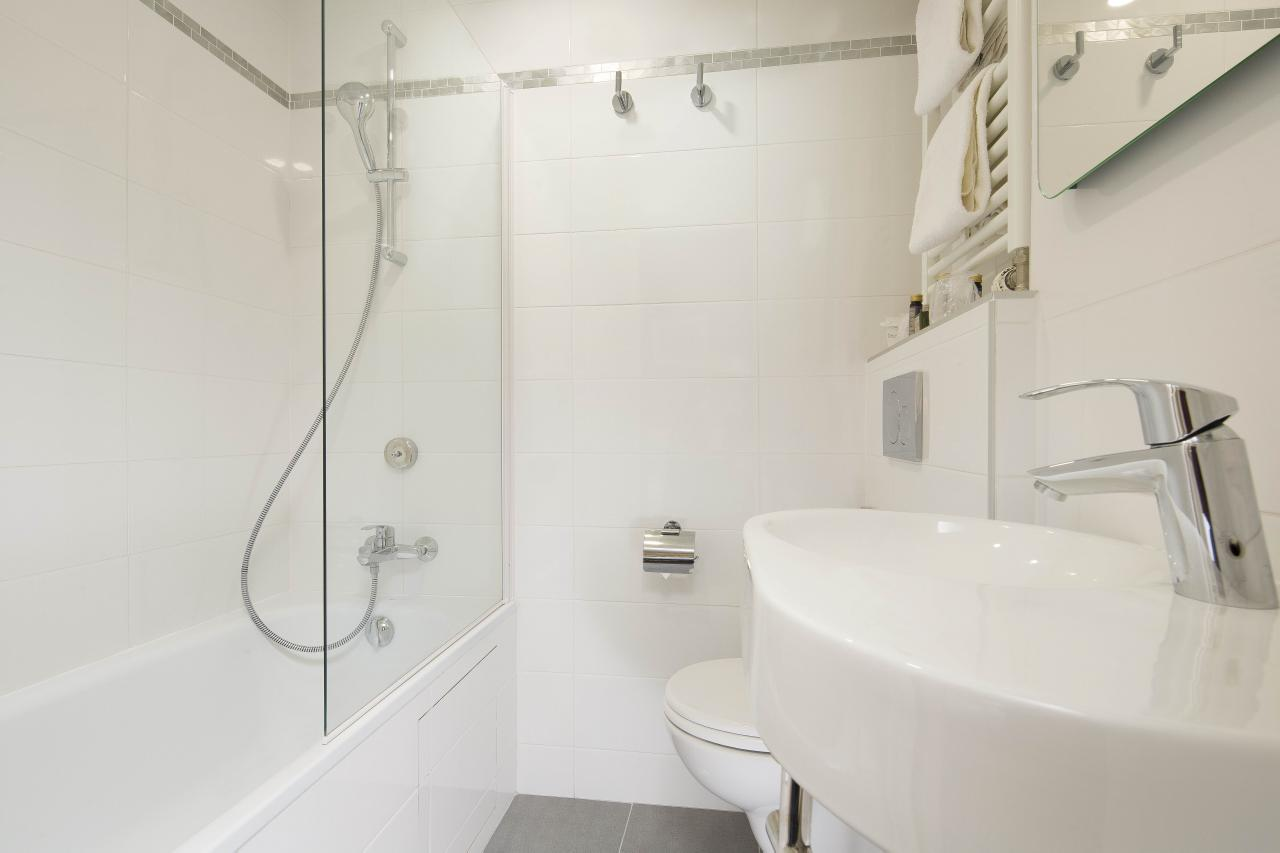 Hotel des Arts Montmartre - Room - Bathroom